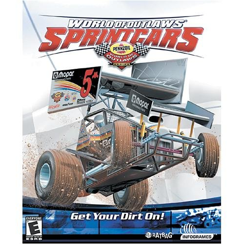World of Outlaws: Sprint Cars by Atari