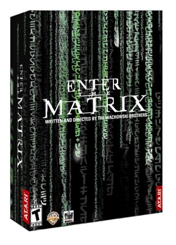 لعبة Enter matrix وصلت