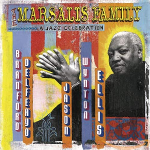 Marsalis Family Jazz CD