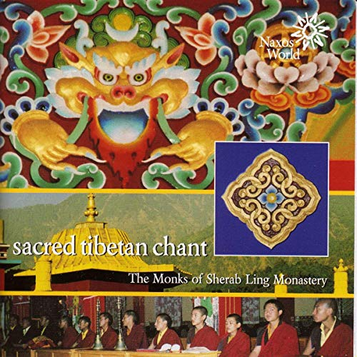 "Featured recording ""Sacred Tibetan Chant"""