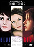 Three Colors Trilogy (Blue / White / Red) - movie DVD cover picture