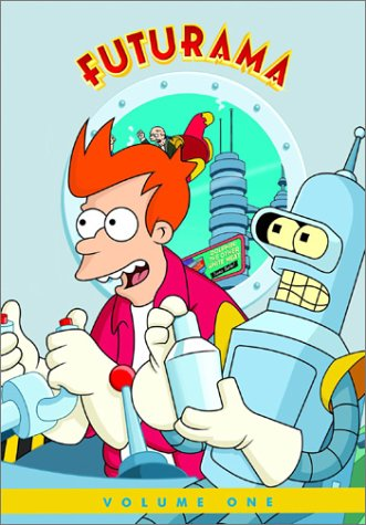 Futurama, Vol. 1 DVD