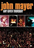 John Mayer - Any Given Thursday - movie DVD cover picture