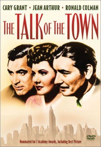 The Talk of the Town cover