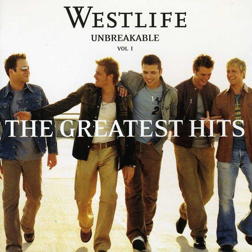 Westlife - Westlife - Unbreakable: Greatest Hits V.1 (+1 Bonus - Zortam Music