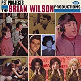 Album cover for Pet Projects: The Brian Wilson Productions