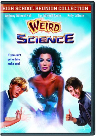 Weird Science High School Reunion Collection