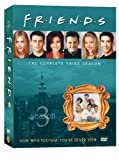 Friends - The Complete Third Season - movie DVD cover picture