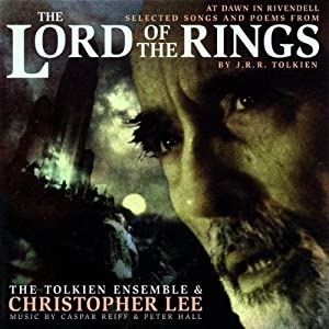 Tuesday Tune: Christopher Lee (Saruman) Sings Treebeard´s Song