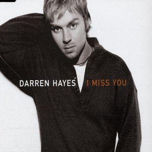 I Miss You [Australia CD]