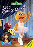 Sesame Street - Zoe's Dance Moves - movie DVD cover picture
