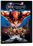 X-Men Evolution - Mutants Rising - movie DVD cover picture