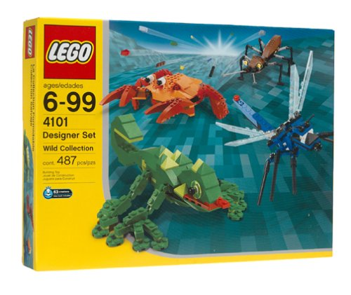 aimed squarely at the Legologist who wants to design crawling critters.