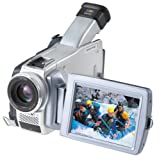 "Sony DCRTRV39 MiniDV 1Megapixel Camcorder with 3.5"" LCD, Networking Capability and Laser Assist Focus"