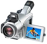 "Sony DCRTRV70 MiniDV 2MP Camcorder with 2.5""LCD, Memory Stick, and Networking Capability"