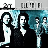 Copertina di album per 20th Century Masters - The Millennium Collection: The Best of Del Amitri