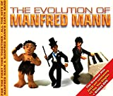 Cubierta del álbum de The Evolution of Manfred Mann