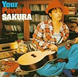 Capa do álbum Your Favorite SAKURA