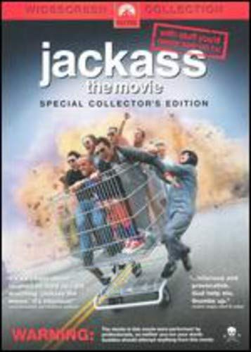 Jackass: The Movie / Чудаки (2002)