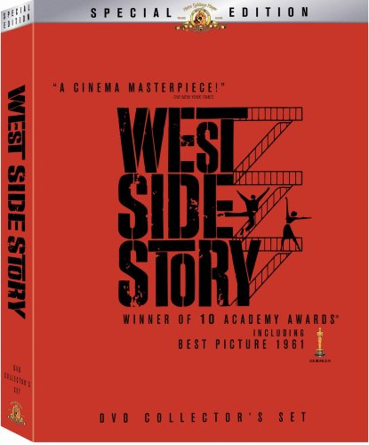Buy west side DVD