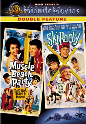 Muscle Beach Party/Ski Party cover