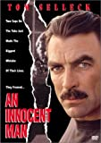 An Innocent Man - movie DVD cover picture