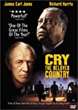 Cry, the Beloved Country - movie DVD cover picture