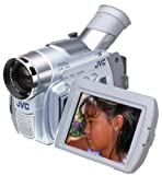 """JVC GRD90 MiniDV Camcorder with 3.5"""" LCD, 16x Optical Zoom, 8MB, and MMC"""