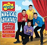 Capa do álbum Magical Adventure: A Wiggly Movie