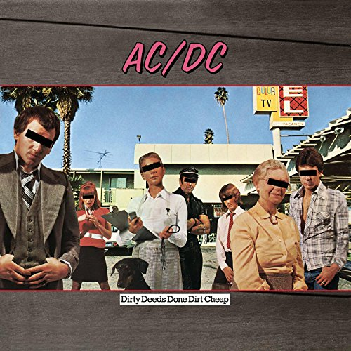 AC/DC - Dirty Deeds Done Dirt Cheap (Special Edition Digipack) - Zortam Music
