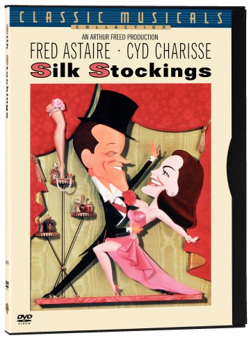 Silk Stockings cover