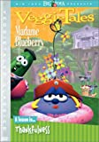 VeggieTales - Madame Blueberry - movie DVD cover picture