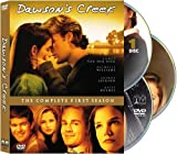 Dawson's Creek - The Complete First Season - movie DVD cover picture