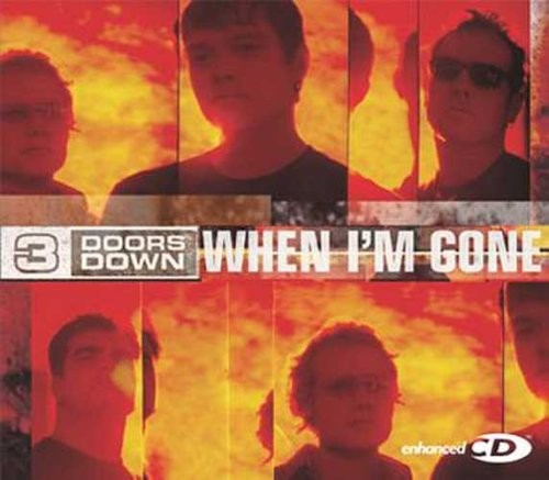 When I'm Gone [UK CD]
