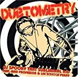 Cover de Dubtometry (Mixed by DJ Spooky)