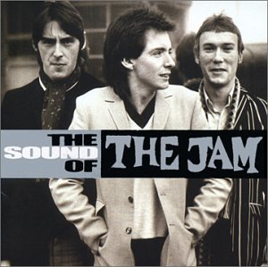 CD-Cover: The Jam - The Sound Of The Jam