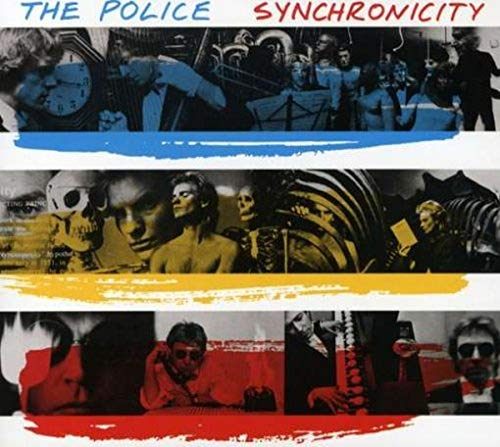 CD-Cover: The Police - Synchronicity