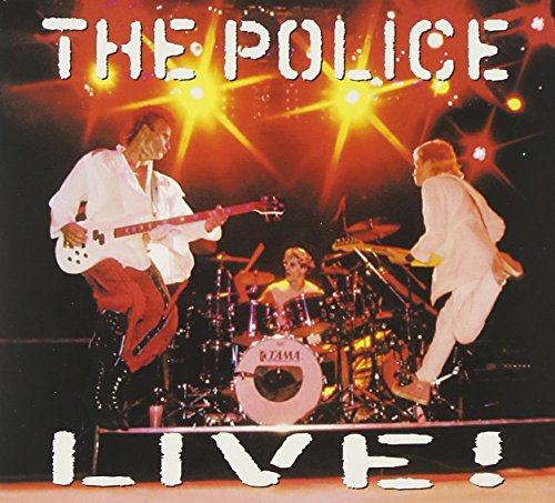 The Police - Live! (Disc 1: Orpheum Wbcn/Boston Broadcast) - Zortam Music