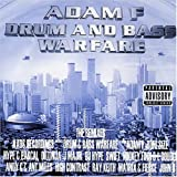 Album cover for Drum and Bass Warfare (disc 1: The Remixes)