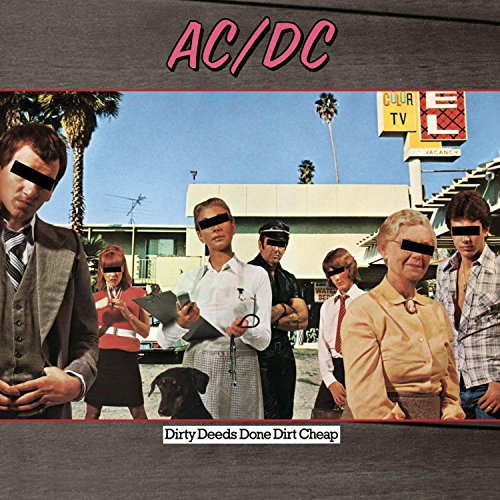 ACDC - Dirty Deeds Done Dirt Cheap (Australia Edition) - Zortam Music