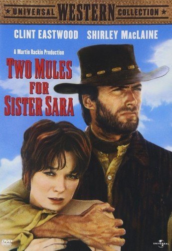 Two Mules for Sister Sara / Два мула для сестры Сары (1970)