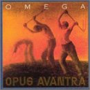 Album cover for Omega