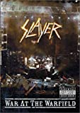 Slayer - War at the Warfield - movie DVD cover picture