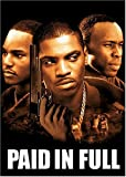 Paid in Full - movie DVD cover picture