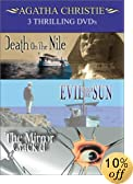Agatha Christie Mysteries (Death on the Nile / Evil Under the Sun / The Mirror Crack'd) - Agatha Christie DVD Movie