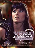 Xena Warrior Princess - Season One - movie DVD cover picture