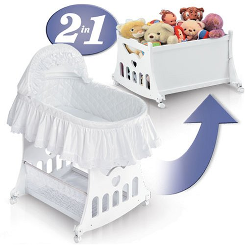 Portable Bassinet U0027n Cradle With