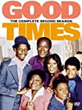 Good Times - The Complete Second Season - movie DVD cover picture