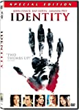 Identity - movie DVD cover picture