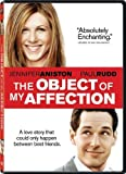 The Object of My Affection - movie DVD cover picture